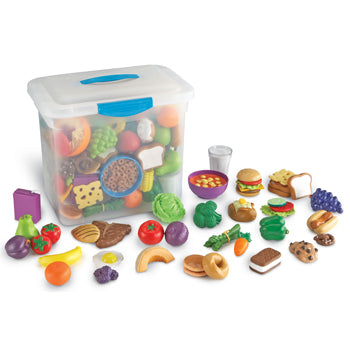Role Play, Food Classroom Set, Age 18 Mths+, Set of 100+ Pieces