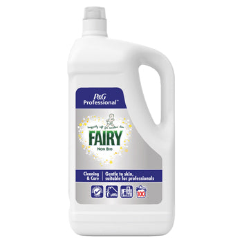 Fairy Professional Washing, Fairy Non-Bio, Procter&Gamble, 100 Wash Pack