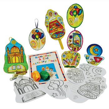 Festival Activity Packs, Ramadan And Eid, Pack