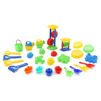 Bumper Sand & Water Set, Age 3+, Set of 27