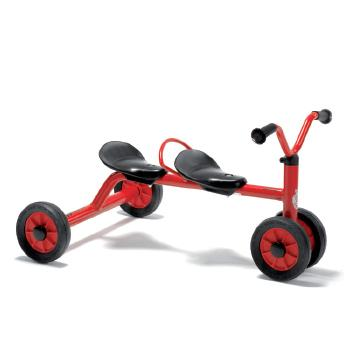 Children's Play Vehicles, Profile, Mini Viking Range, Pushbike For Two, Age 1-3, Each
