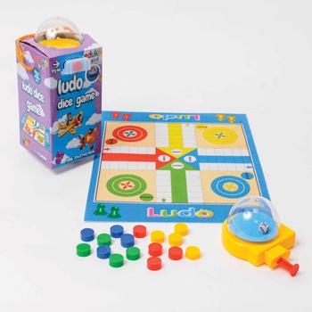 Mini Dice Games, Ludo, Set