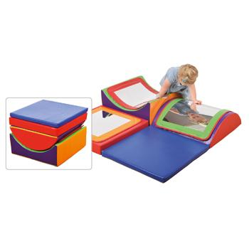Soft Play, Triple Mirror Set
