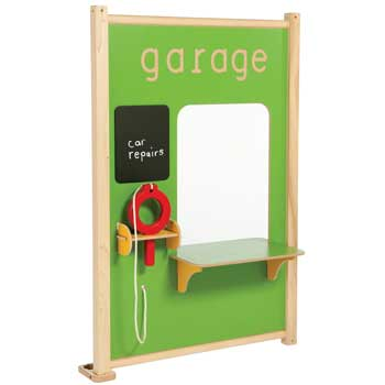 Millhouse, Role Play Panels, Garage, Each