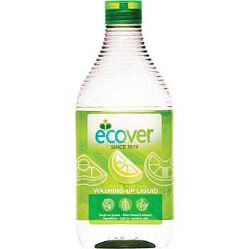 Ecover Kitchen Cleaning, Washing Up Liquid With Lemon & Aloe Vera