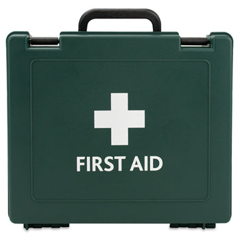 Empty First Aid Cases, Classic Case (Empty), Medium 235 x 275 x 90mm, Each