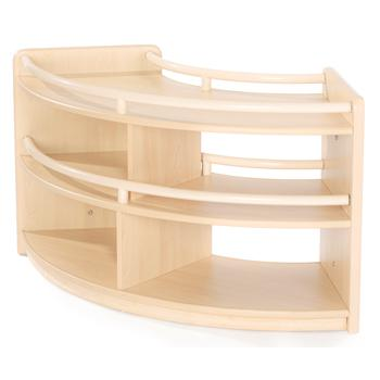 Just For Toddlers Range, Curved Cabinet