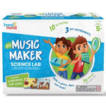 DIY Music Maker Science Lab, Set