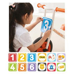 Weplay Vehicle Range, Magnetic Numbers & Signs, Set