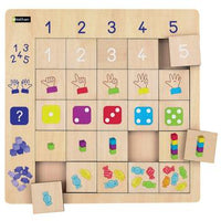 Logic Puzzles, Numbers, Each