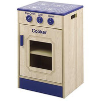 Nursery Kitchen Furniture, Individual Elements, Cooker Unit, Each