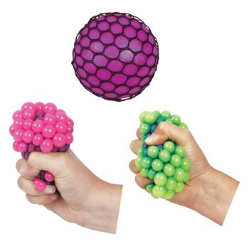 Squishy Mesh Ball, Age 5+, Each