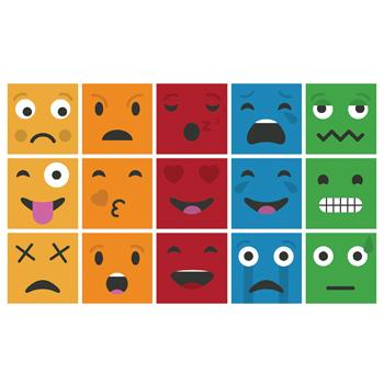 Emotion Tiles, Each