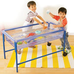 Clear Water Tray & Stand, Each