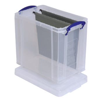 Really Useful Boxes, 19 litre, 395 x 255 x 290mm, Each