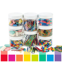 Smartbuy, Classroom Collection, Pack of 8 Tubs