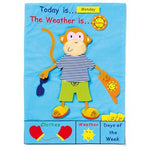Monkey Weather Chart, Age 3-6, Each