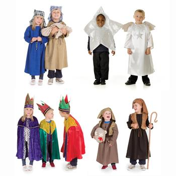 Nativity Costume Bundle Deal, Age 3-7