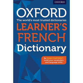 Dictionary, Bilingual, Oxford Learner's French, Age 11+, Each