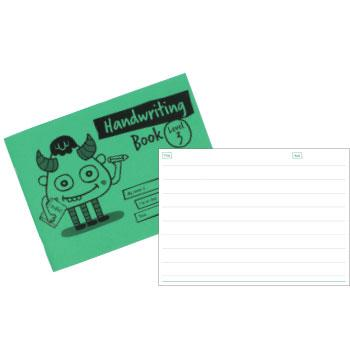 A5 Handwriting Books, Level 3, Pack of 30