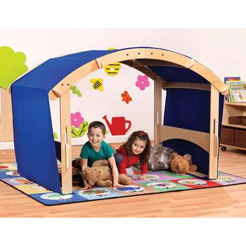 Millhouse Folding Den, Age 3+, Each