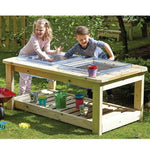 Millhouse Outdoor Sand & Water Station, Double, Each