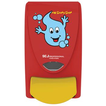 Children's, Mr Soapy Soap Dispenser, Deb, Each