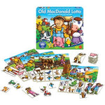 Board Games, Old Macdonald Lotto, Age 2+, Each