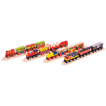 Goods Trains, Age 3+, Set