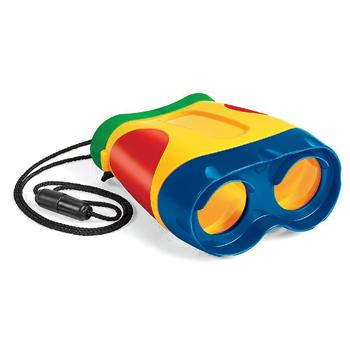 Binoculars, Easy Grip, Age 3+, Pair