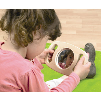 Easy Hold Convex/Concave Mirror, Age 1+, Each
