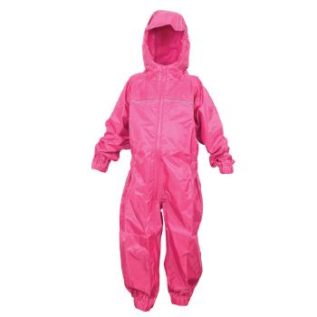 All In One Rainsuit, Pink