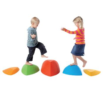 Children's Coordination, Gonge, Hilltops, Set of 5