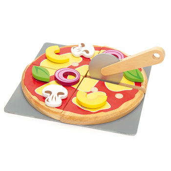 Role Play, Baking, Create Your Own Pizza, Age 3+, Set