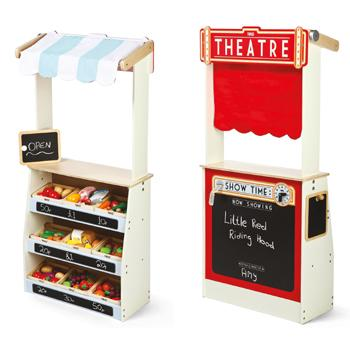 Playshop & Theatre, Each