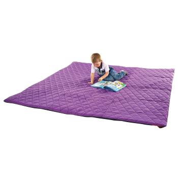 Quilted Outdoor Furniture, Large Square Mat, Each