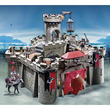 Playmobil(R) Hawk Knights' Castle, Age 4-10, Set
