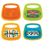 Rhythm Pals Set, Age 6 Months+, Set of 4