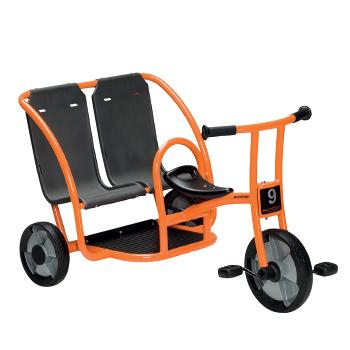 Children's Play Vehicles, Profile, Circleline Range, Twin Taxi, Age 4-7, Each