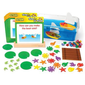 Science Experiment Kits, Sink Or Float, Ages 4-6, Kit