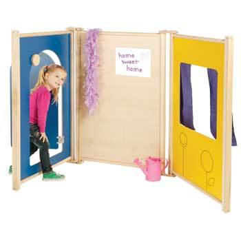 Millhouse, Role Play Panels, Bundle Deal Home Set, Set of 3 Panels