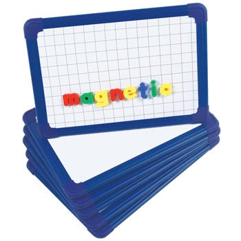 Magnetic Boards, Board, 350 x 250mm, Pack of 6