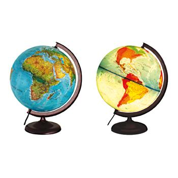 Geography, Globe, Atmosphere Blue, 300mm Diameter, Each