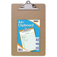 Clipboards, A4+ (225 x 350mm), Pack of 12