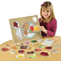 Magnetic Health Foods, Ages 5+, Set