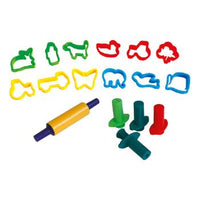 Modelling Tools, Extruders & Cutters Set