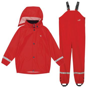 Premium Rainsuit, Red