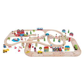 City Road and Rail, Age 3+, Set