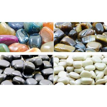 Treasure Basket Packs, Stones, 4Kg