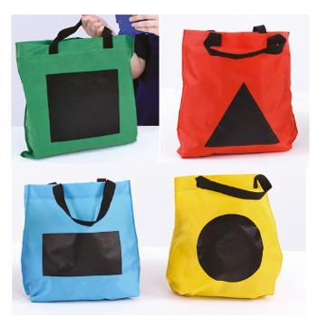Shape Sorting Bags, Set